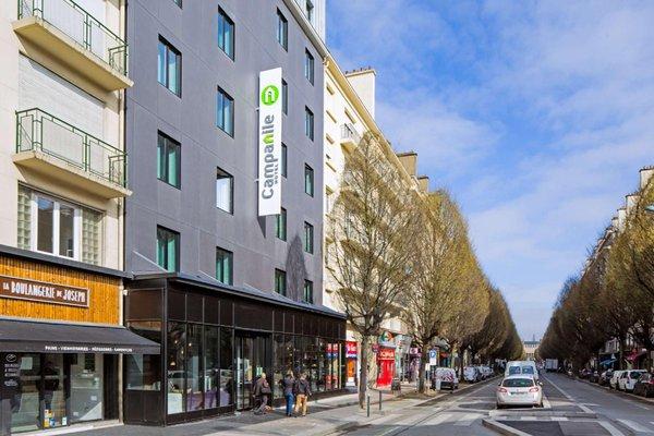 Campanile Rennes Centre - Gare - фото 23