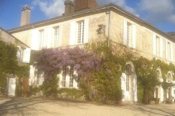 Maison d'Hotes Casa Branda Bordeaux - фото 50