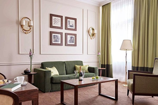 The Ring - Vienna's Casual Luxury Hotel - фото 7
