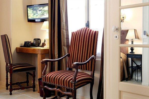 Hotel Saint-Louis en L'Isle - 14