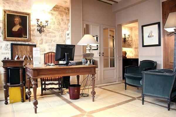 Hotel Saint-Louis en L'Isle - 7
