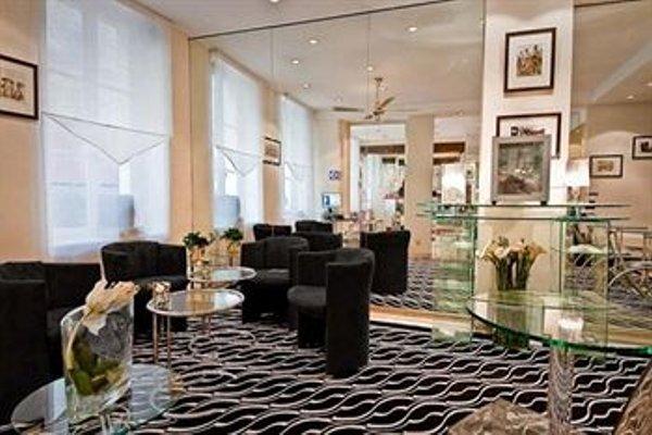 Hotel Ile de France Opera - фото 6