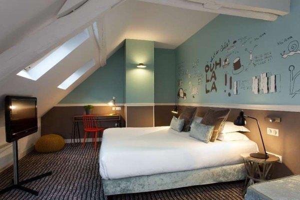 Hotel des 3 Poussins - 17