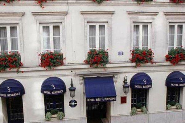 Hotel des 3 Poussins - 23