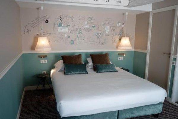 Hotel des 3 Poussins - 4
