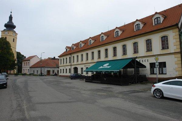 Hotel Rychta Netolice - фото 22