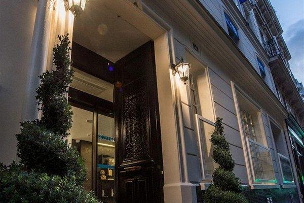 Hotel Splendor Elysees - 22