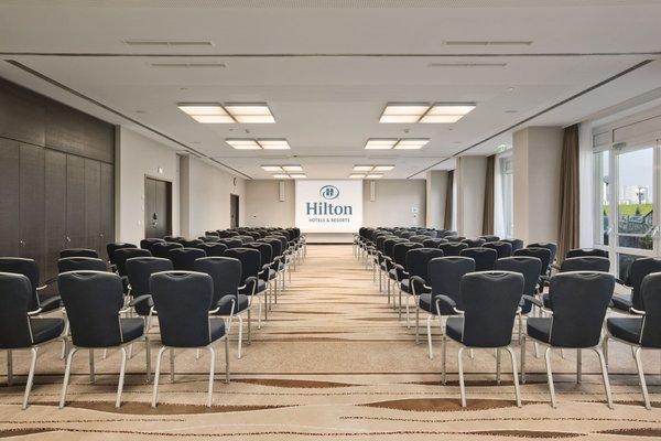 Hilton Vienna Danube Waterfront - фото 16