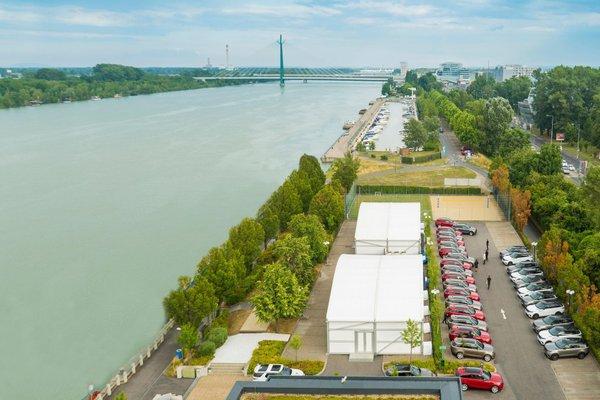 Hilton Vienna Danube Waterfront - фото 19