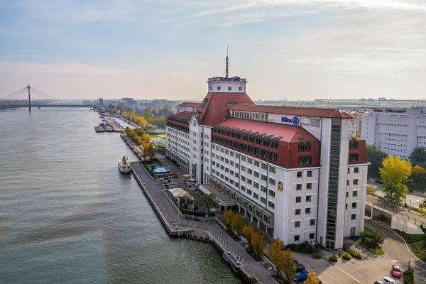 Hilton Vienna Danube Waterfront - фото 20
