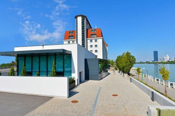 Hilton Vienna Danube Waterfront - фото 22