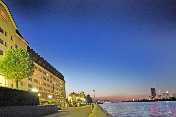 Hilton Vienna Danube Waterfront - фото 23
