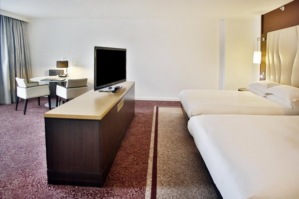 Hilton Vienna Danube Waterfront - фото 3