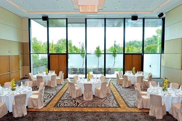 Hilton Vienna Danube Waterfront - фото 9