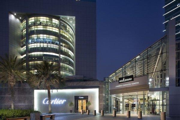 Jumeirah Emirates Towers - фото 20