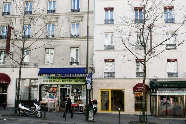 121 Paris Hotel - фото 7