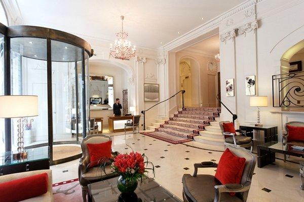121 Paris Hotel - фото 6