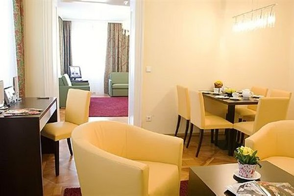 Serviced-Appartements-Josefstadt - фото 17