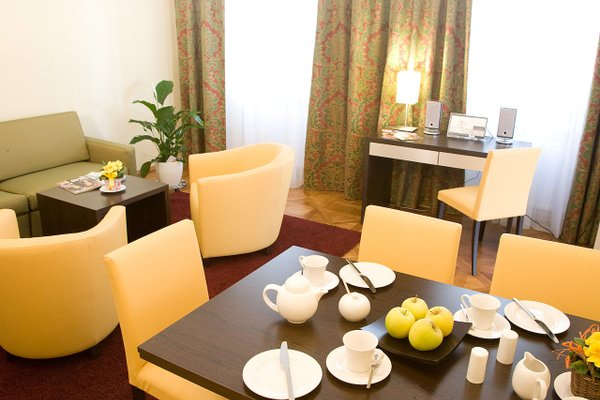 Serviced-Appartements-Josefstadt - фото 19