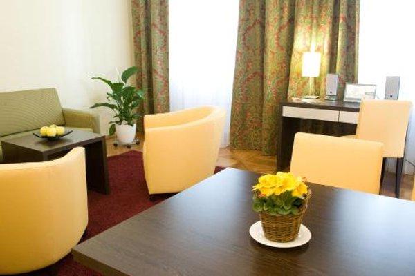 Serviced-Appartements-Josefstadt - фото 9