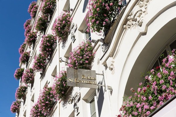 Hotel Le Relais Saint-Germain - фото 29