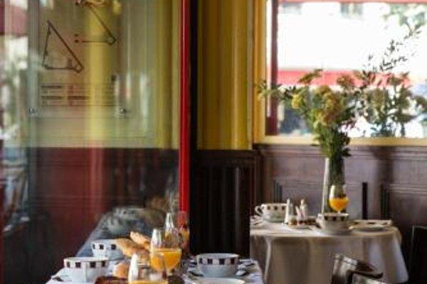 Hotel Le Relais Saint-Germain - фото 11