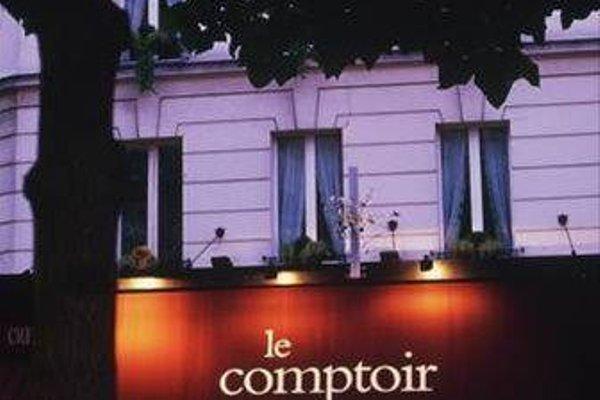 Hotel Le Relais Saint-Germain - фото 21