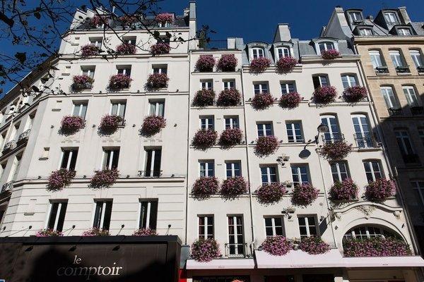 Hotel Le Relais Saint-Germain - фото 22