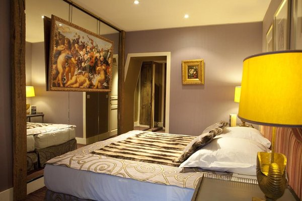 Hotel Le Relais Saint-Germain - фото 3