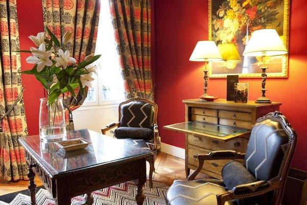 Hotel Le Relais Saint-Germain - фото 5
