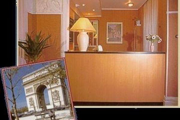 Hotel Cosy Monceau - 15