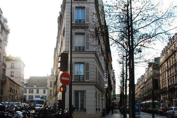 Hotel Cosy Monceau - 23