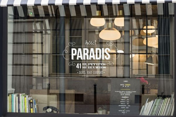 Hotel Paradis - 20