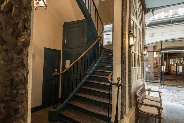 Hotel Du Jeu De Paume - фото 13