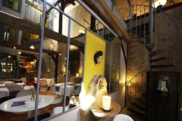 Hotel Du Jeu De Paume - фото 14