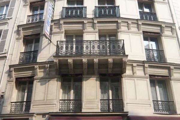 Hotel Monnier - фото 9