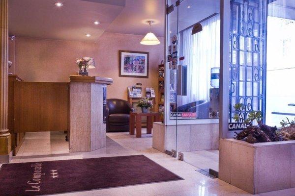 Hotel Le Compostelle - 17