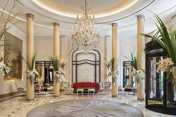 Hotel Plaza Athenee Paris - фото 13
