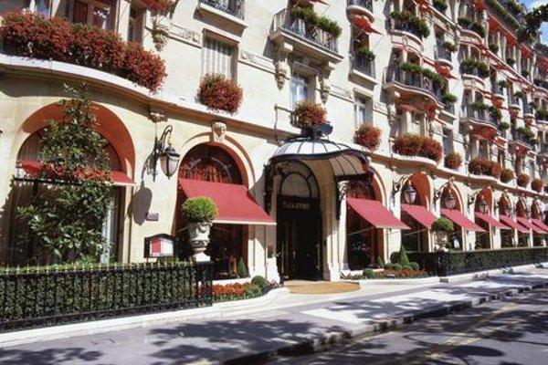 Hotel Plaza Athenee Paris - фото 18