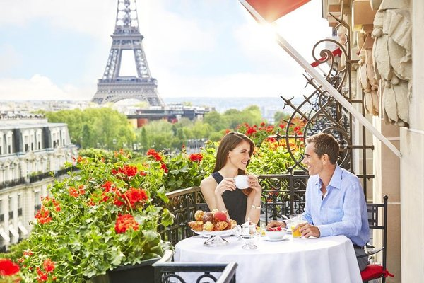 Hotel Plaza Athenee Paris - фото 19