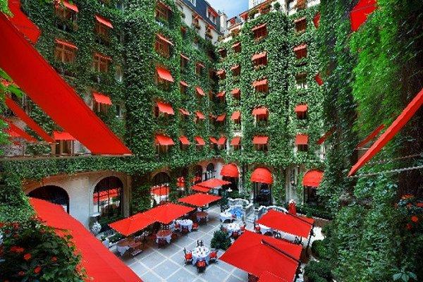 Hotel Plaza Athenee Paris - фото 20