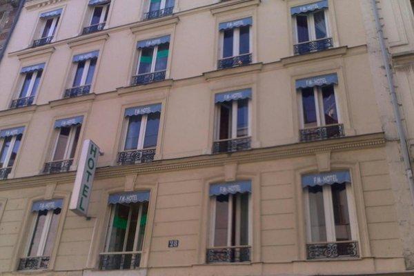 FM Hotel - фото 7