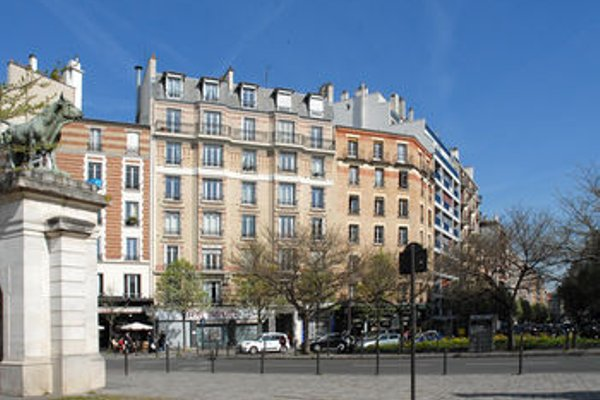 Appart'Tourisme 2 Paris Porte de Versailles - фото 21