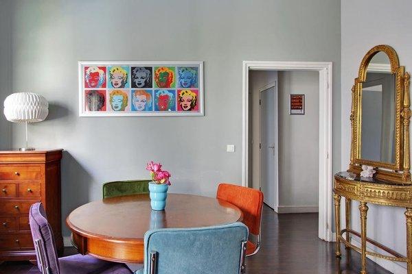 Short Stay Apartment Pompidou - фото 11