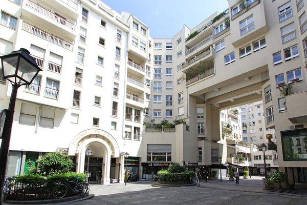 Short Stay Apartment Pompidou - фото 18