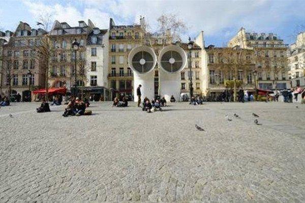Short Stay Apartment Pompidou - фото 20