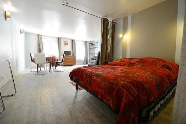 Into Paris - Appartement Hotel de Ville - фото 34
