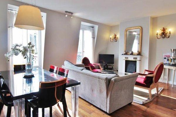 Appartement Michodiere - фото 50