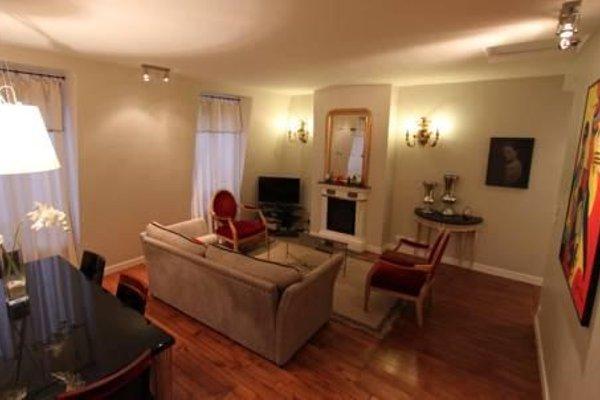 Appartement Michodiere - фото 17
