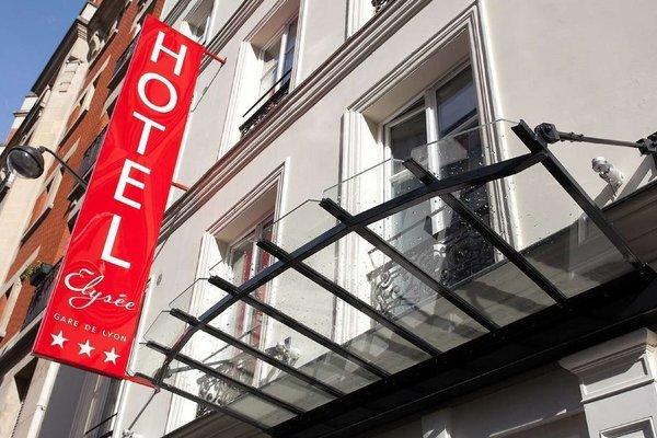 Hotel Elysee Gare de Lyon - фото 50